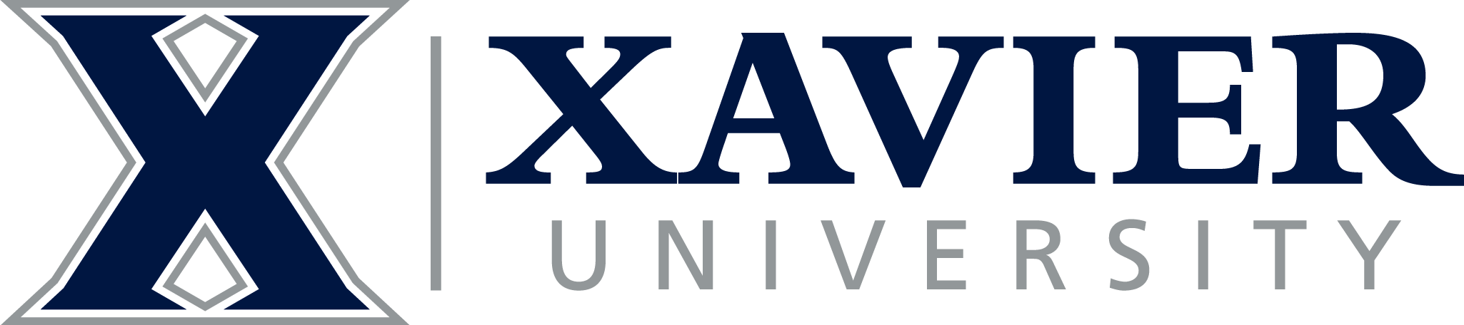 Xavier University Footer Logo